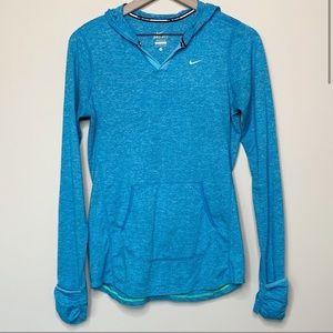 Nike Dri-Fit Running Long Sleeve Pullover Hoodie